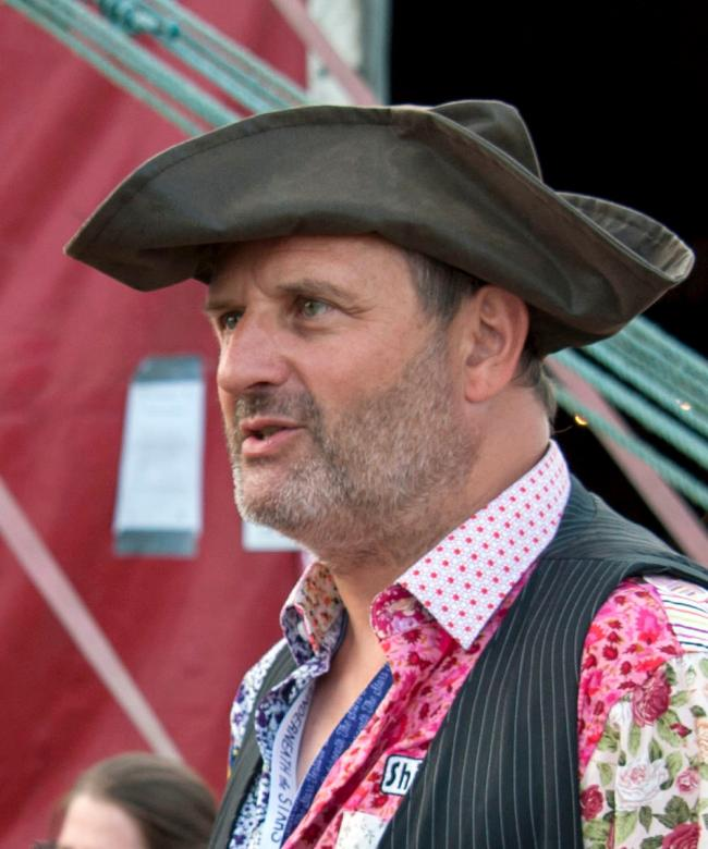 Mark Radcliffe will appear in Kendal
