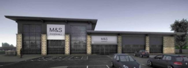 REFUSAL: Plans to build an illuminated sign outside the Beehive Business Park in Ulverston have been refused