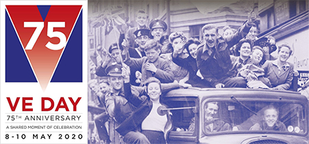 CANCELLED: 75th Anniversary of VE Day Commemorations