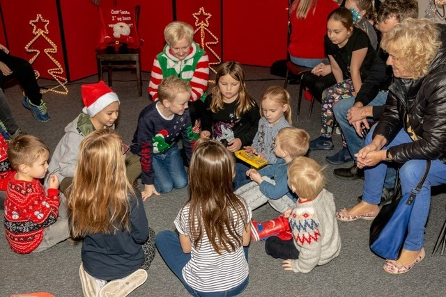 Christmas Party for Children and Young People