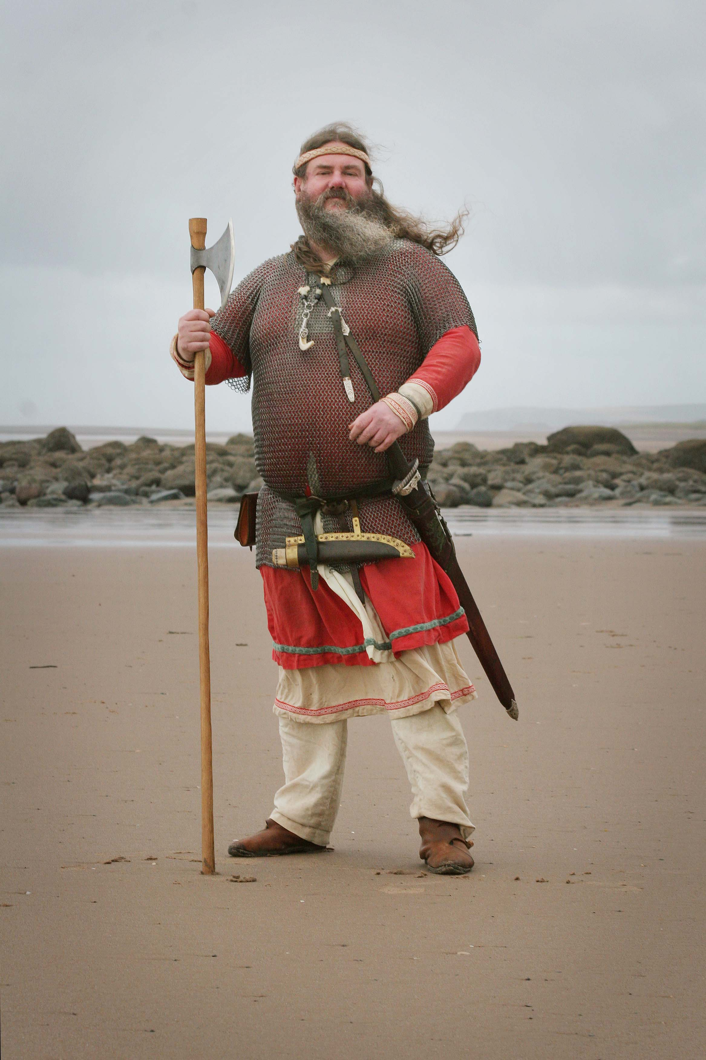 Talk about Viking Science and Warfare - Terry Harvey-Chadwick