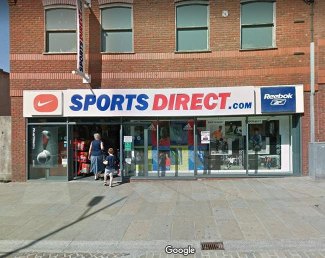 Sports Direct to close after facing backlash