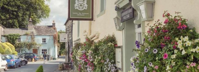 Celebration: The Cavendish Arms, in Cartmel