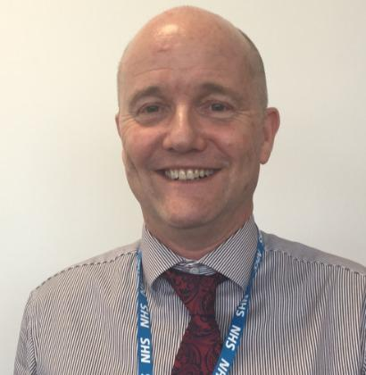 Professor Chris Gray, clinical lead for the North East and North Cumbria Integrated Care System