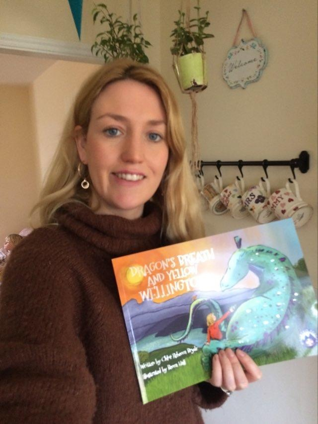 'The Mermaid of Loughrigg Tarn'-Teaching assistant's kick-start for new book