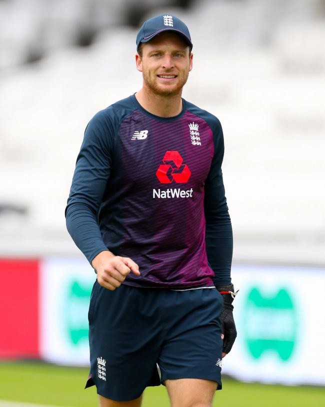 File photo dated 11-09-2019 of England's Jos Buttler. PA Photo. Issue date: Wednesday May 13, 2020. Jos Buttler admits he is feeling a range of emotions as England players prepare to resume training individually. See PA story CRICKET England. Photo cr