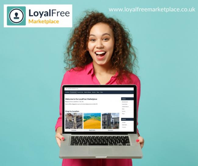 LoyalFree app launched