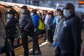 Passengers who don't wear masks on public transport could be fined