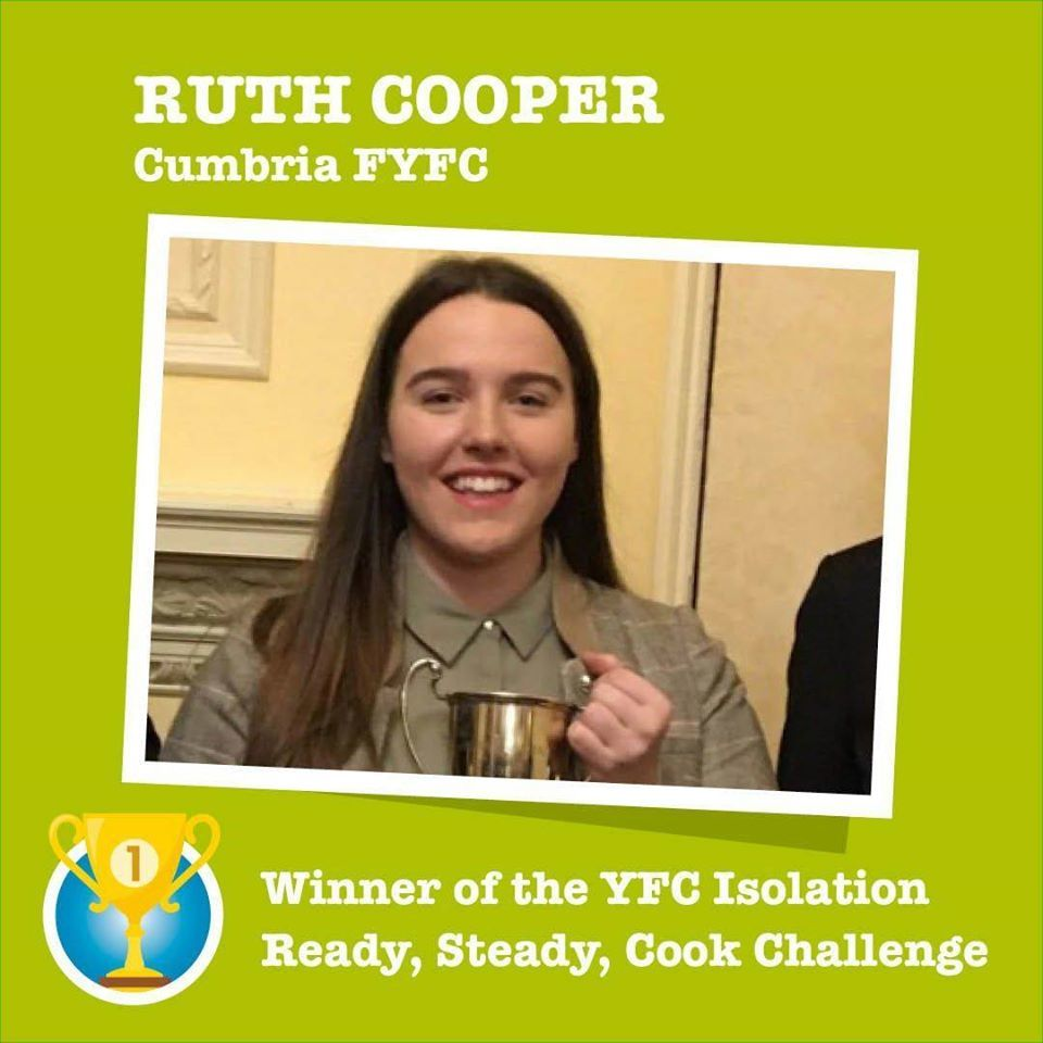 South Lakes young farmer displays cooking wizardry by finishing first in national competition