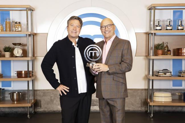 Undated BBC Handout Photo from Celebrity Masterchef. Pictured: John Torode, Gregg Wallace. PA Feature SHOWBIZ TV Celebrity Masterchef. Picture credit should read: PA Photo/BBC/Shine TV. WARNING: This picture must only be used to accompany PA Feature SHOWB