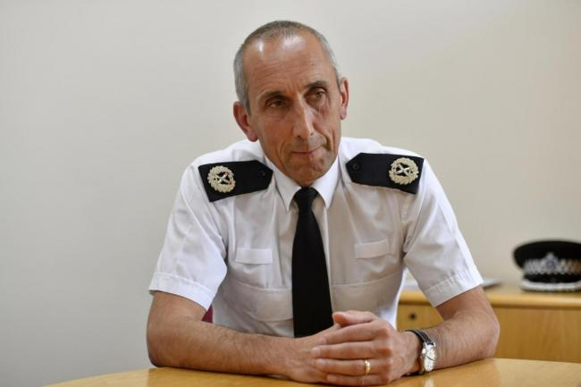 Assistant Chief Constable Andy Slattery has warned the public ahead of pubs reopening