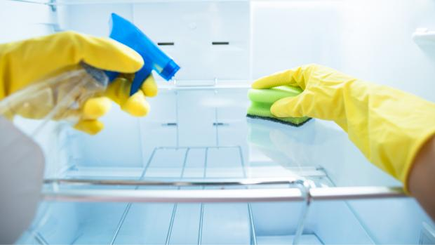 The Westmorland Gazette: It's recommended to deep clean your fridge once a month. Credit: Getty Images / Andrey Popov
