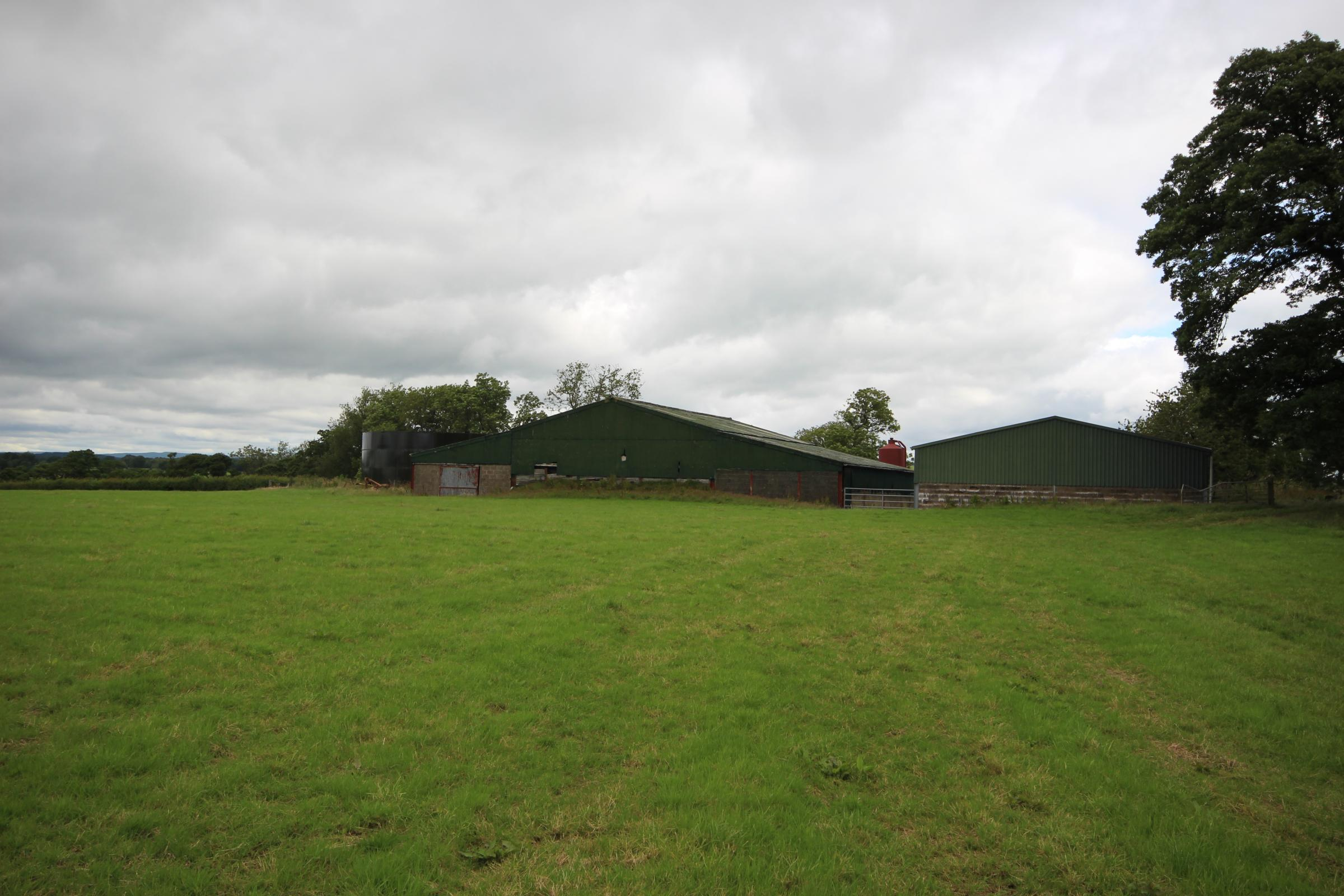 Cumbrian former dairy farm put on the market for £895,000