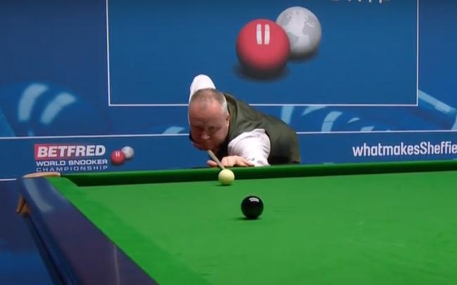 It's been just two months since Higgins set alight a behind-closed-doors Crucible with a brilliant 147