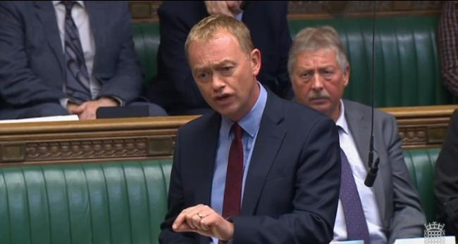 MESSAGE: Tim Farron