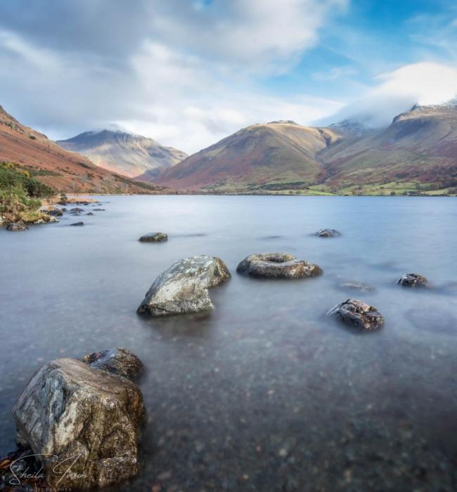 INCIDENT: Wastwater by Sheila Ivison