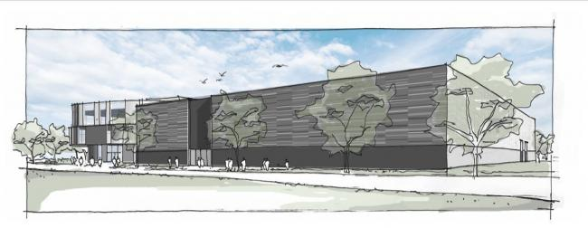 PREVIEW: An artist's impression of what a Lakes BioScience facility at Pulman Road, Ulverston could look like