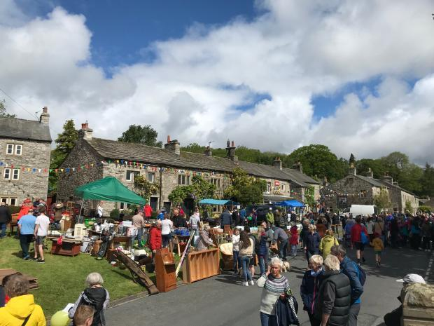 CUCKCOO: Austwick festival on the way