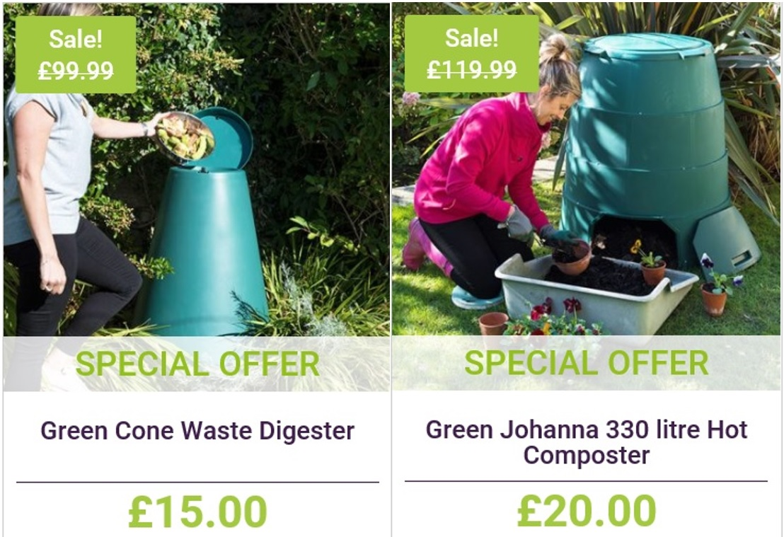 Have you considered a food digester?