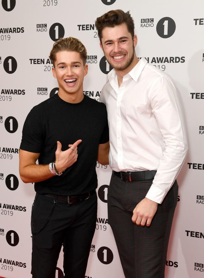 AJ and Curtis Pritchard to bring UK tour to Cumbria