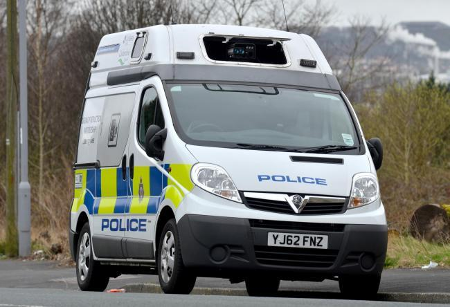 This is where the police mobile speed cameras are set up in Cumbria today