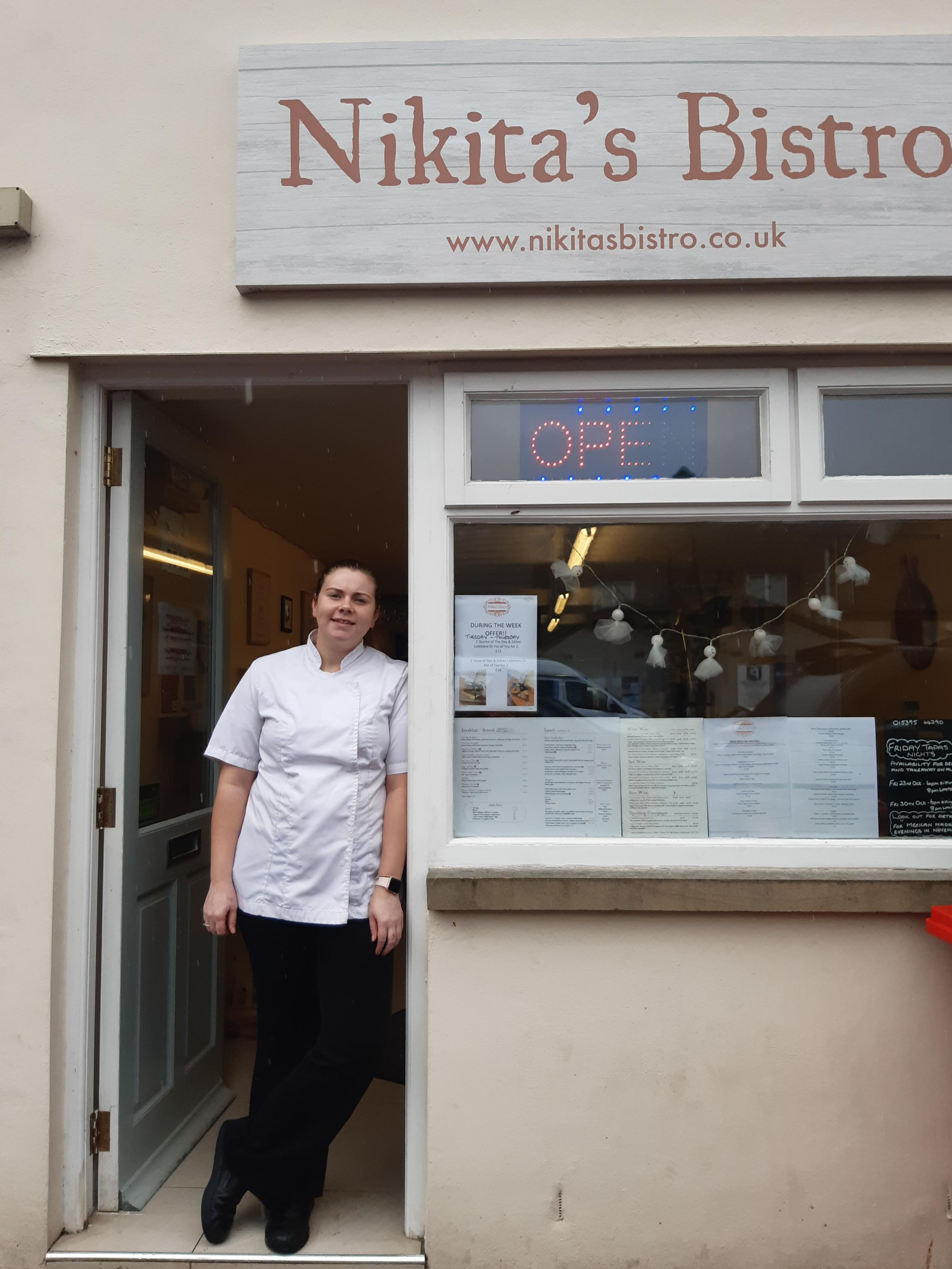 New bistro has proved to be a big hit with its homemade goods and themed dinner nights