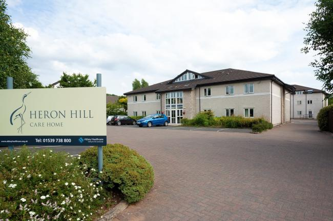 Heron Hill Care home