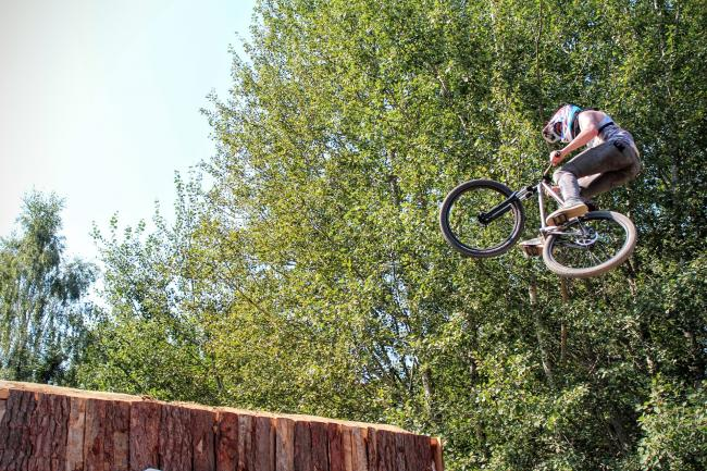 PLANS: Plans are beginning to take shape for a possible pump track in Kendal   Picture: Pixabay