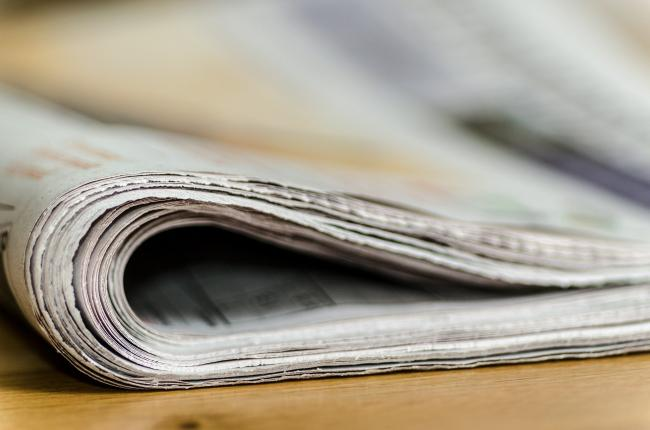 SERVICE: Talking Newspapers is a vital service in the community