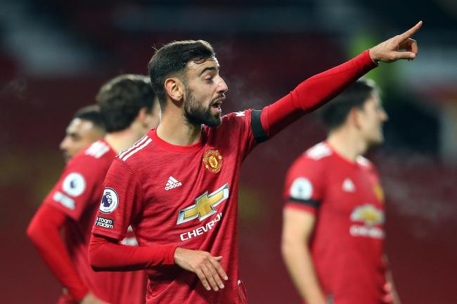 Bruno Fernandes knows Manchester United need to be better