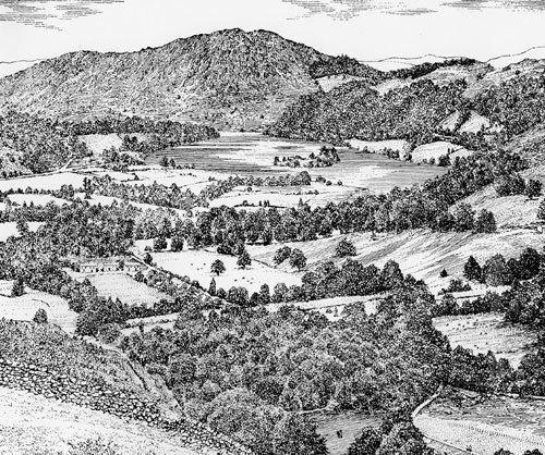The Westmorland Gazette: SKETCH: Vale of Grasmere