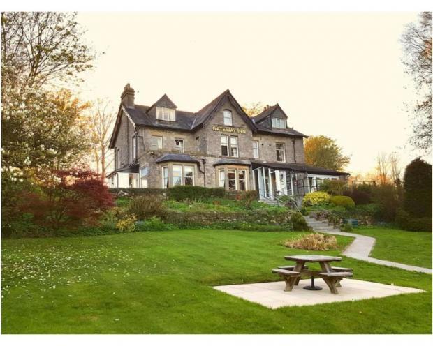 The Westmorland Gazette: PICTURED: The Gateway Inn
