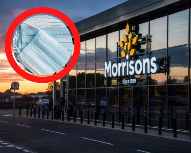 Morrisons announce stricter coronavirus measures in store