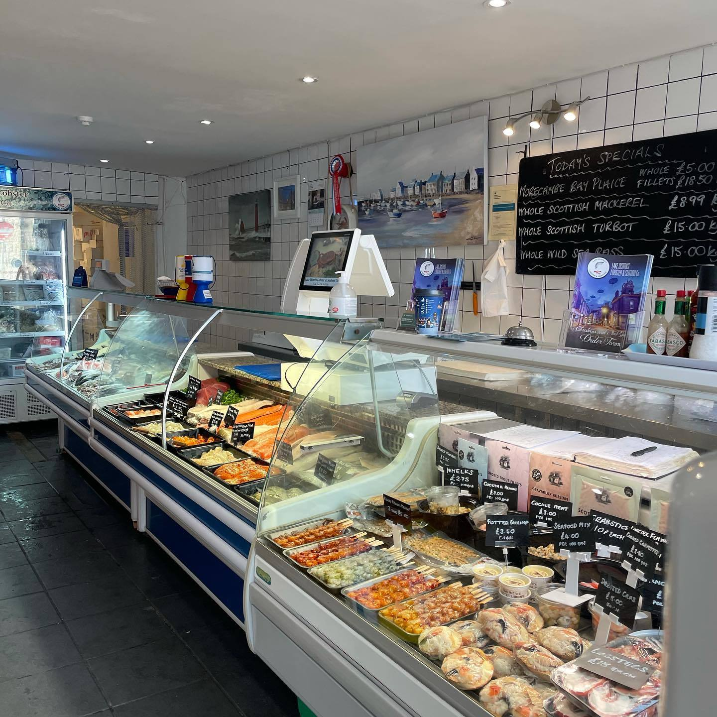 TRADE: Lake District Lobster & Seafood Co Ulverston