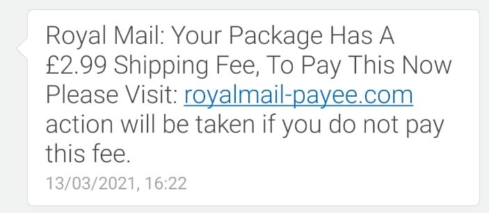 Royal Mail scam that is circulating and what to watch our for