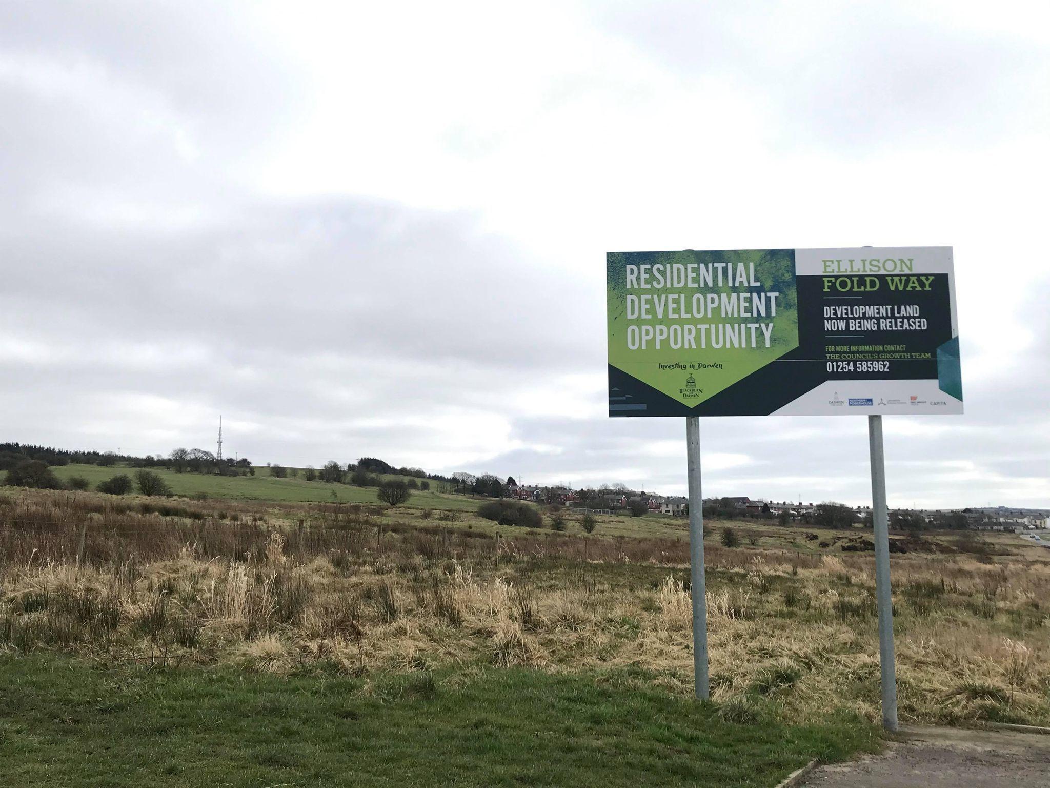 Baileys Field is up for development