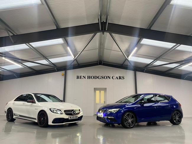Ben Hodgson Cars - offering a good price for good cars