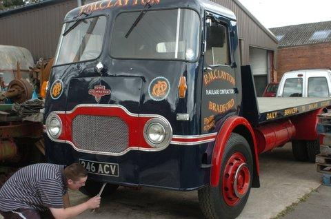 Vintage vehicle convoy will head over Shap Fell on Sunday