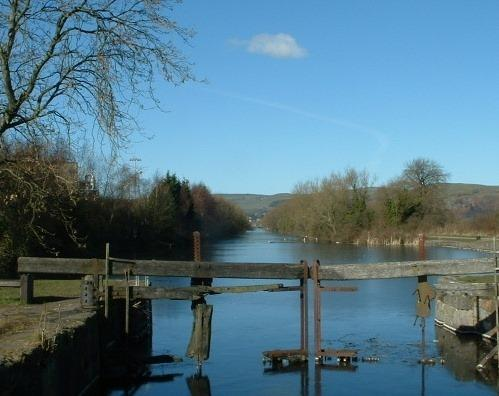 SHUT: The footpath alongside Ulverston Canal will be closed