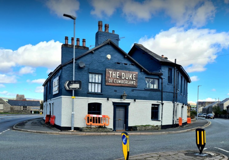 PUB: Kendals Duke of Cumberland pub was nominated for Trader of the Week