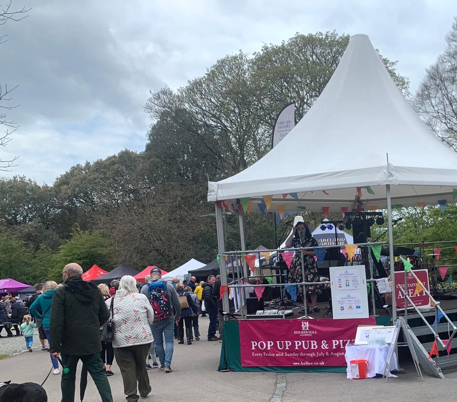 'Much-needed day out of fun at the Fair' - Spring Fair is a hit