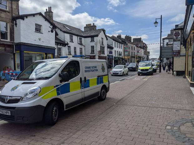 The Westmorland Gazette: RESPONSE: Police in Highgate, Kendal