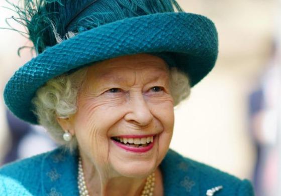 QUEEN: Her Majesty Queen Elizabeth II