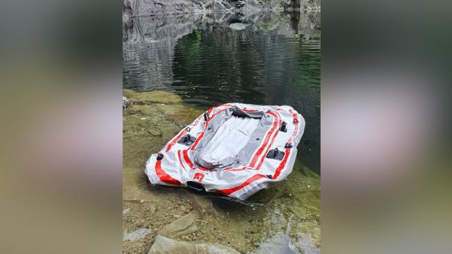 Credit: Coniston Mountain Rescue Team