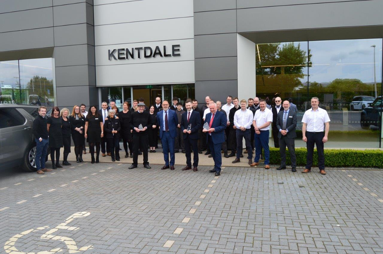 BUSINESS: Kentdale reaches its third year as Group of the year (Kentdale)