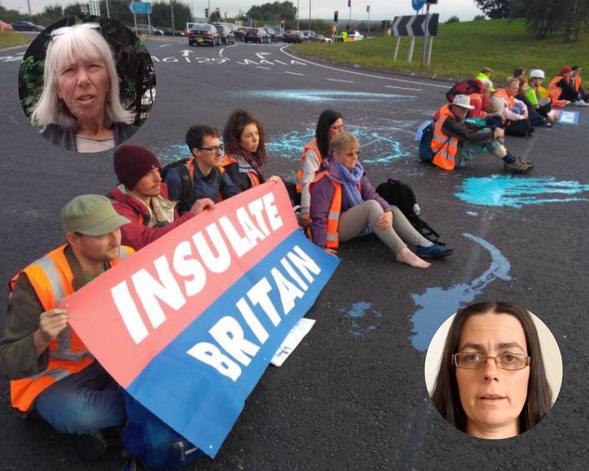 South Lakes protestors block traffic again on M25