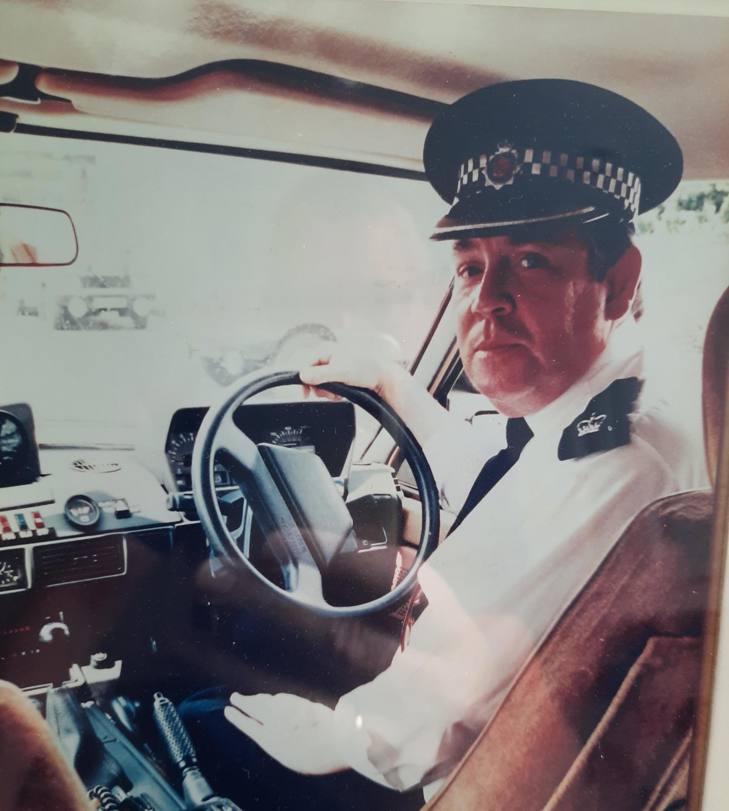 Tributes paid to retired police superintendent