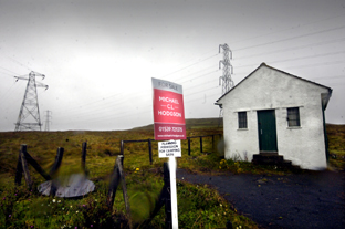 Redundant telephone station on Shap summit for sale