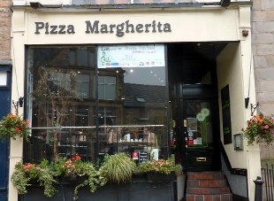 LOVELY: Pizza Margherita, Lancaster: