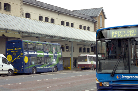 Bria Bus Services Axed To Save 340000